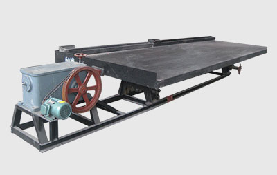 0.2-1.5 t/h Concentrating Table supplier, low cost, good price, stone crusher manufacturer, sale china