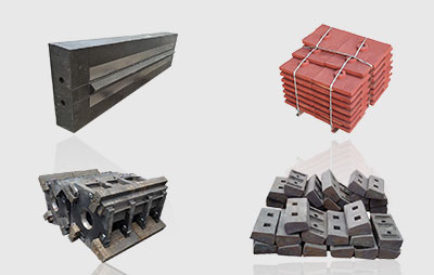 Impact Crusher Parts  manufacturer-supplier-cost price